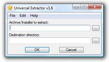 Universal extractor скачать