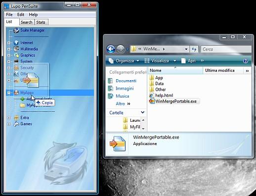 Lupo PenSuite screenshot